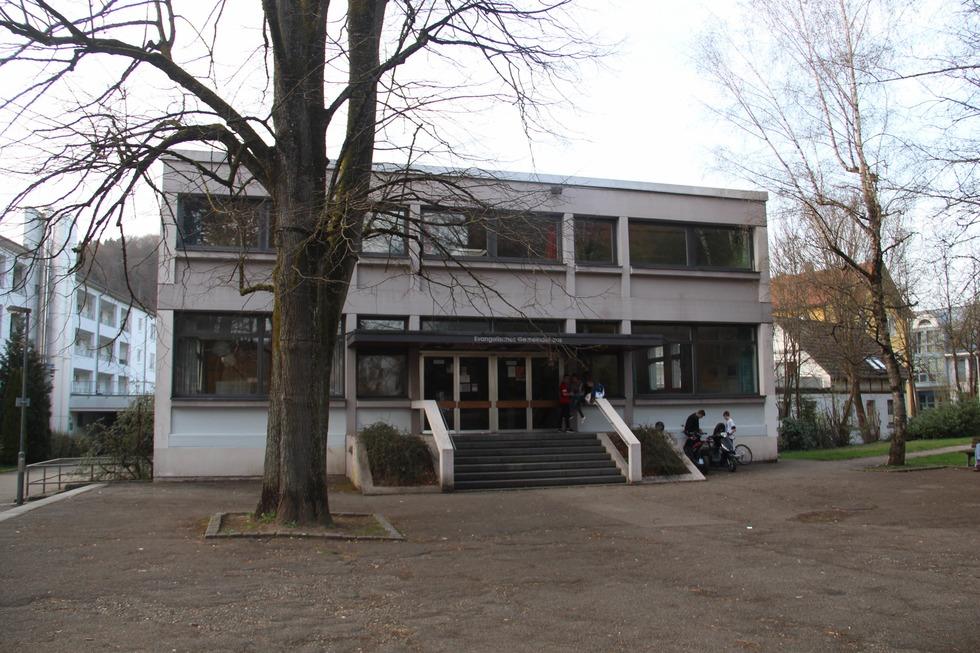 Ev. Gemeindehaus Schopfheim - Schopfheim