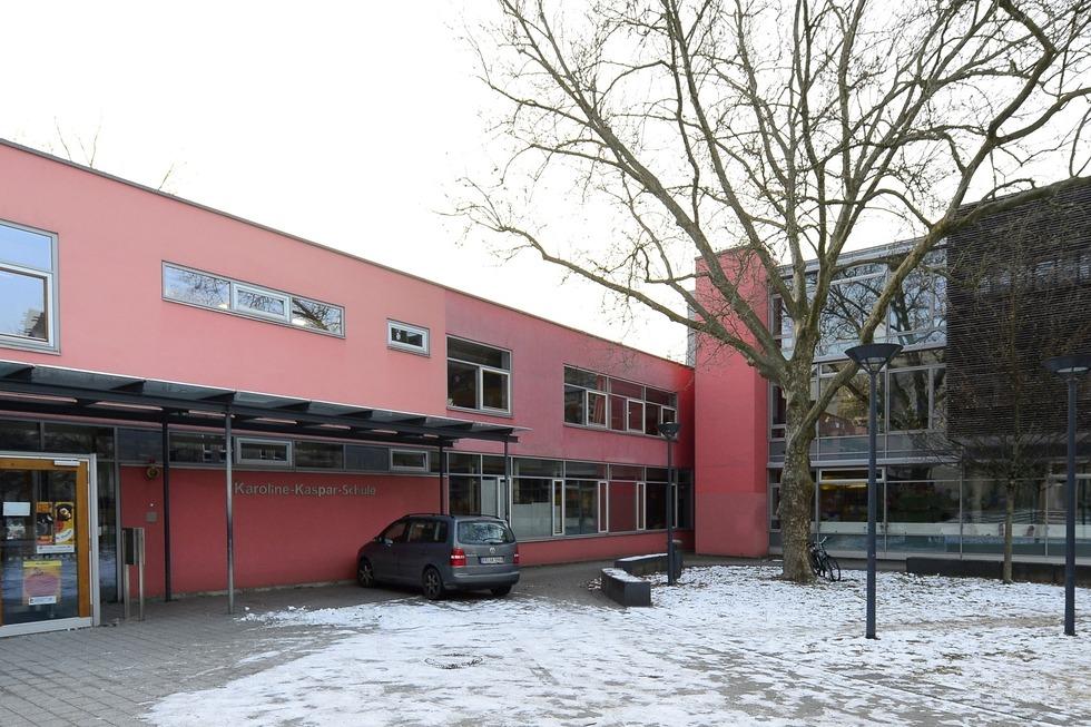 Karoline-Kaspar-Schule (Vauban) - Freiburg