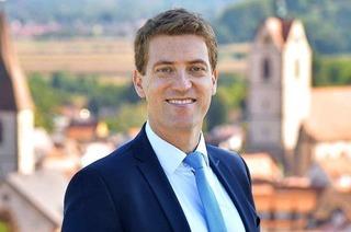 Tobias Metz verfehlt die absolute Mehrheit knapp