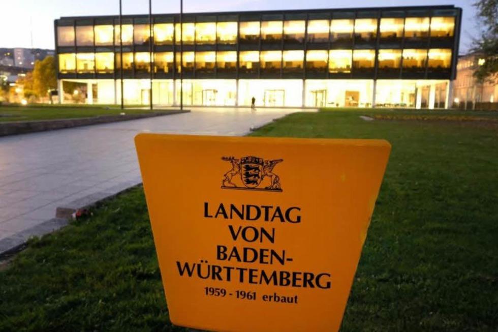 Landtag von Baden-Württemberg - Stuttgart