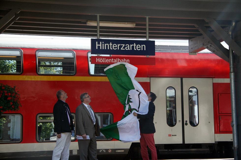 Bahnhof - Hinterzarten