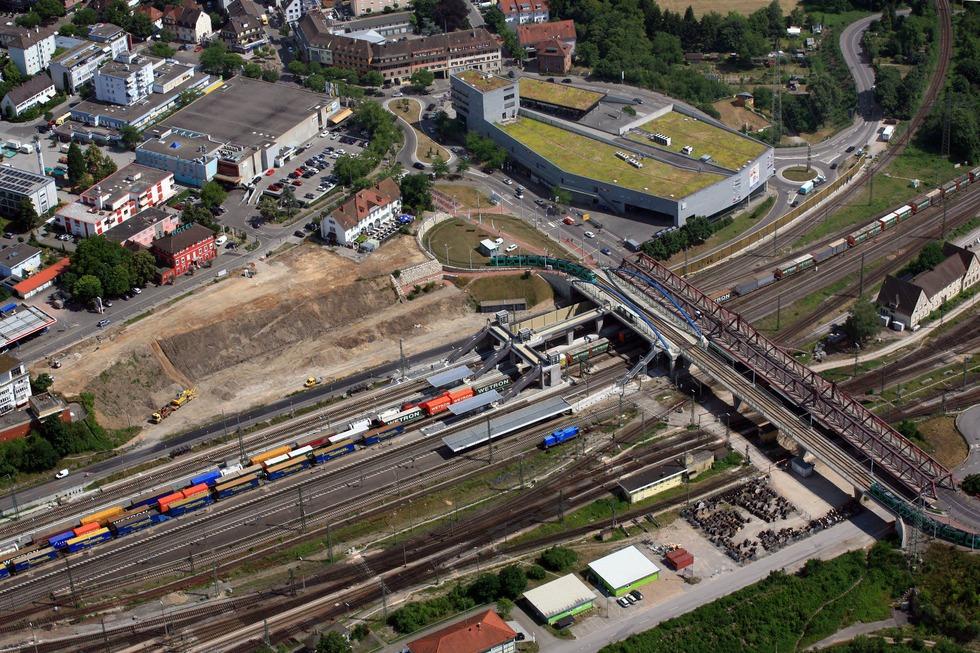Bahnhof Weil - Weil am Rhein