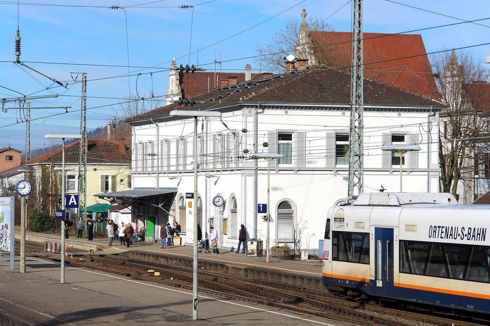 Bahnhof - Gengenbach
