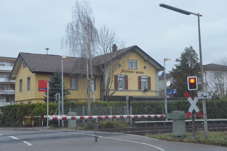 Bahnhof Herten - Rheinfelden