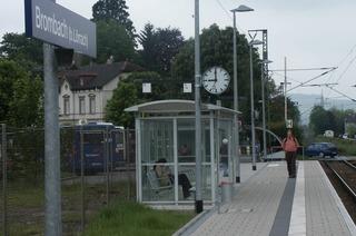 Bahnhof Brombach
