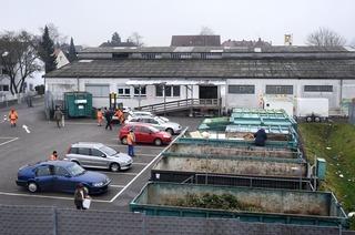 Recyclinghof (Schnaitweg)