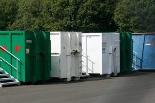 Recyclinghof und Grünschnittsammelstelle