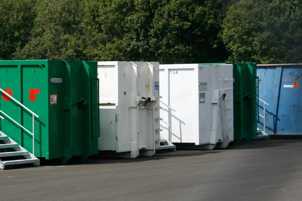 Recyclinghof und Grünschnittsammelstelle - Grafenhausen