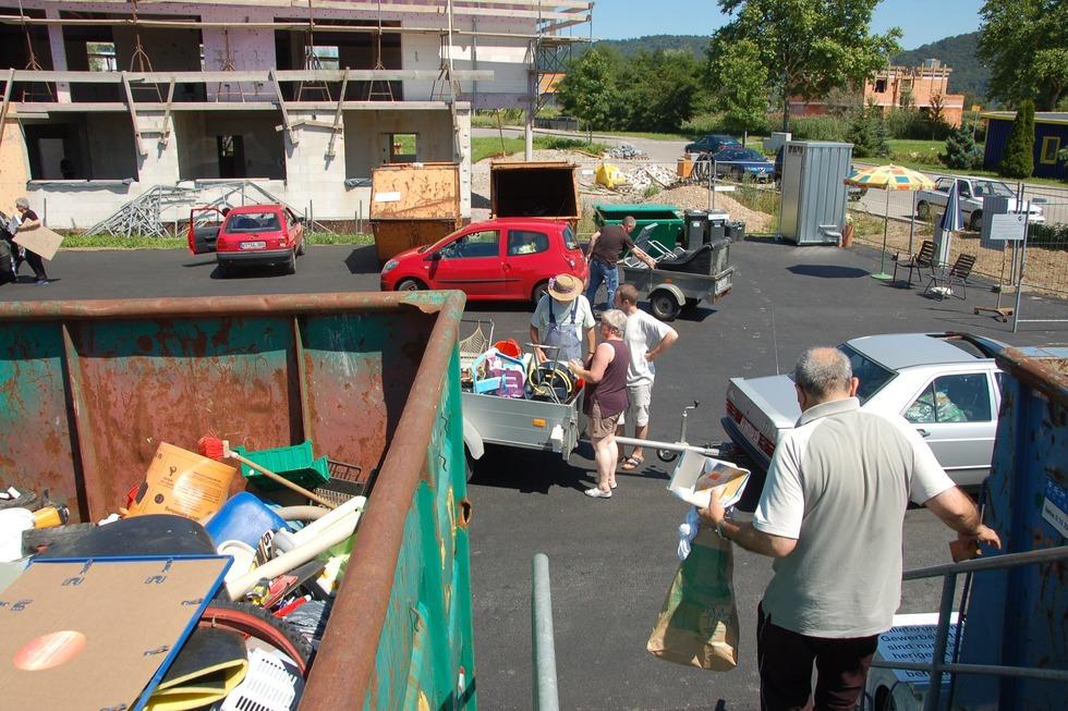 Recyclinghof - Laufenburg (Baden)