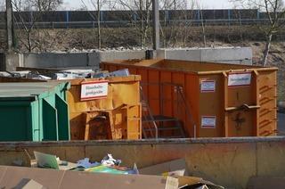 Recyclinghof (Gelände der Fa. Remondis)