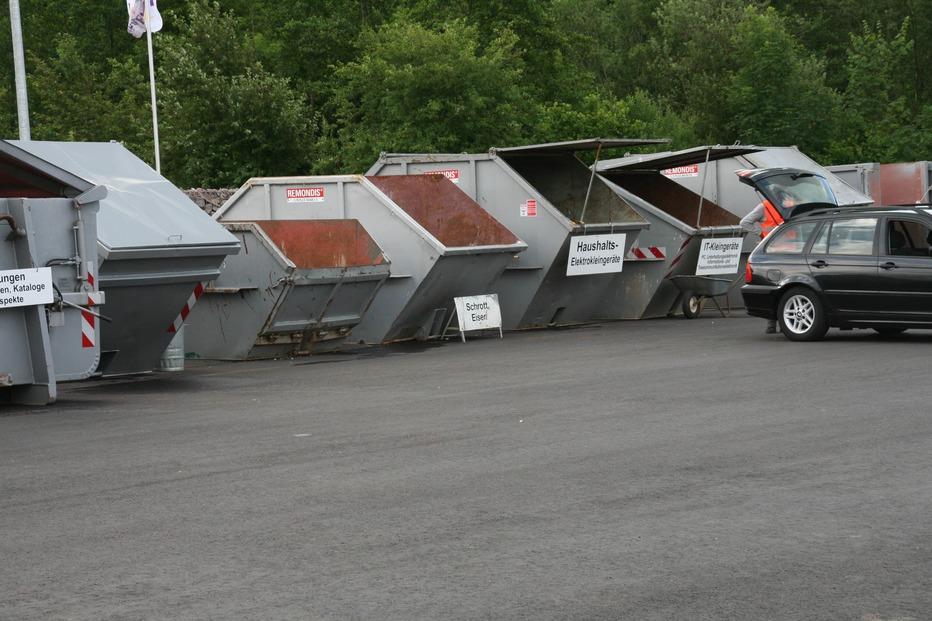 Recyclinghof - Schopfheim