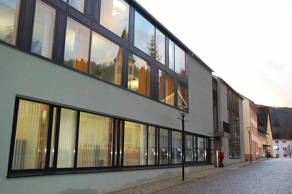 Rathaus - Zell im Wiesental
