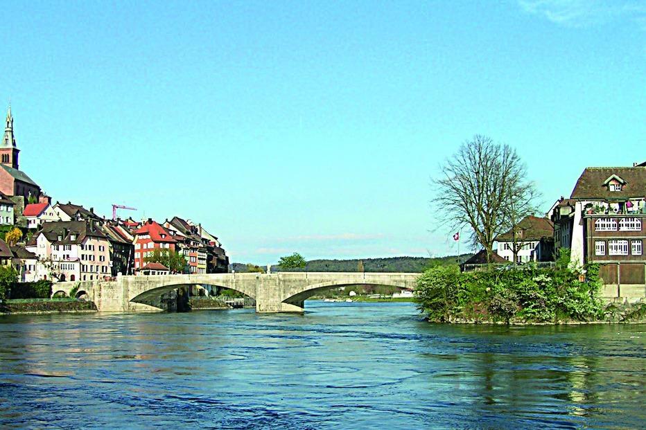 Laufenbrücke - Laufenburg (Baden)