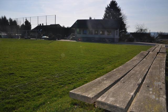 Sportplatz FC Binzgen