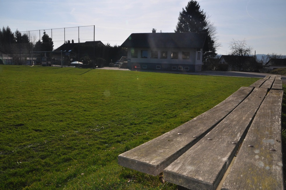 Sportplatz FC Binzgen - Laufenburg (Baden)
