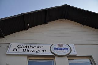Clubheim FC Binzgen