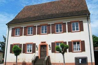 Rathaus Obereggenen