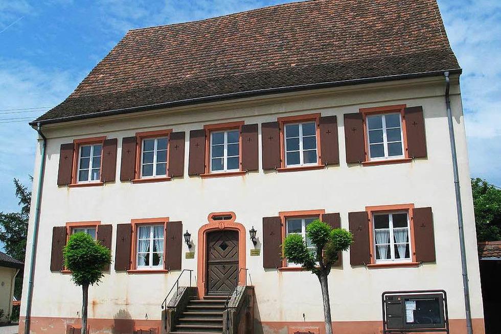Rathaus Obereggenen - Schliengen