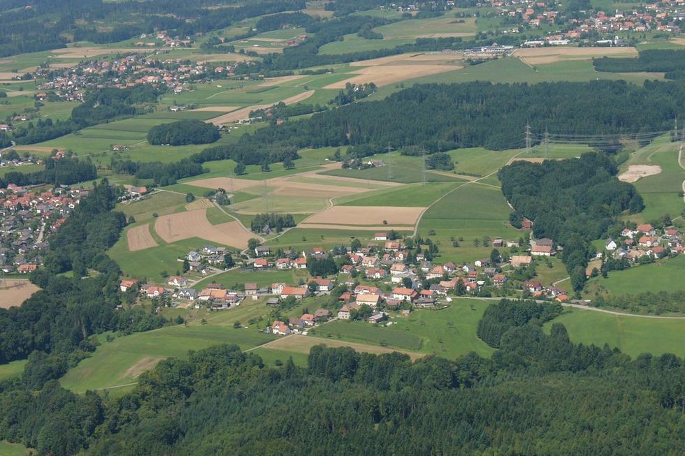 Stadtteil Binzgen - Laufenburg (Baden)