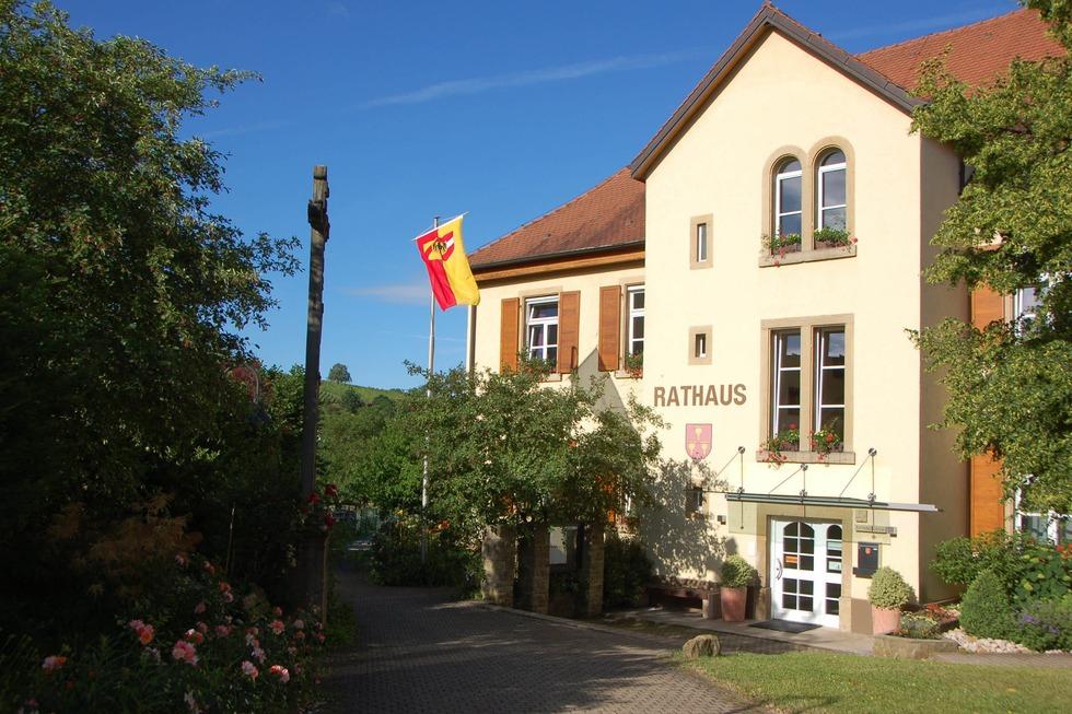 Rathausplatz - Pfaffenweiler