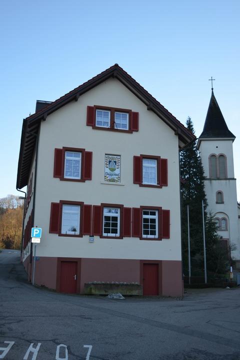 Rathaus Suggental - Waldkirch