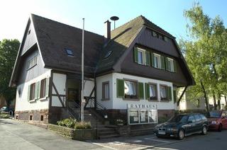 Rathaus Ebnet