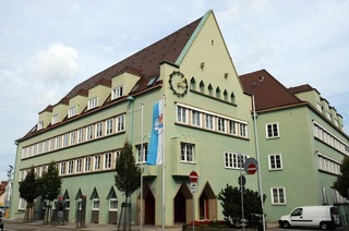 Rathaus Schwenningen