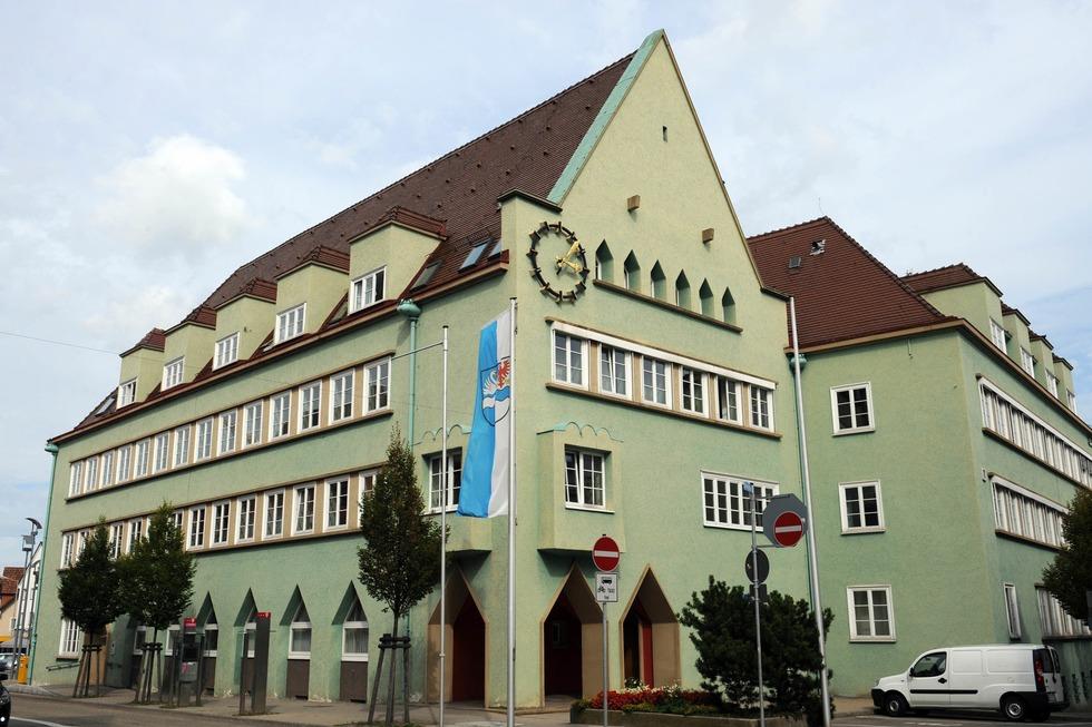 Rathaus Schwenningen - Villingen-Schwenningen