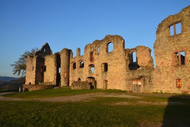 Ruine Hochburg