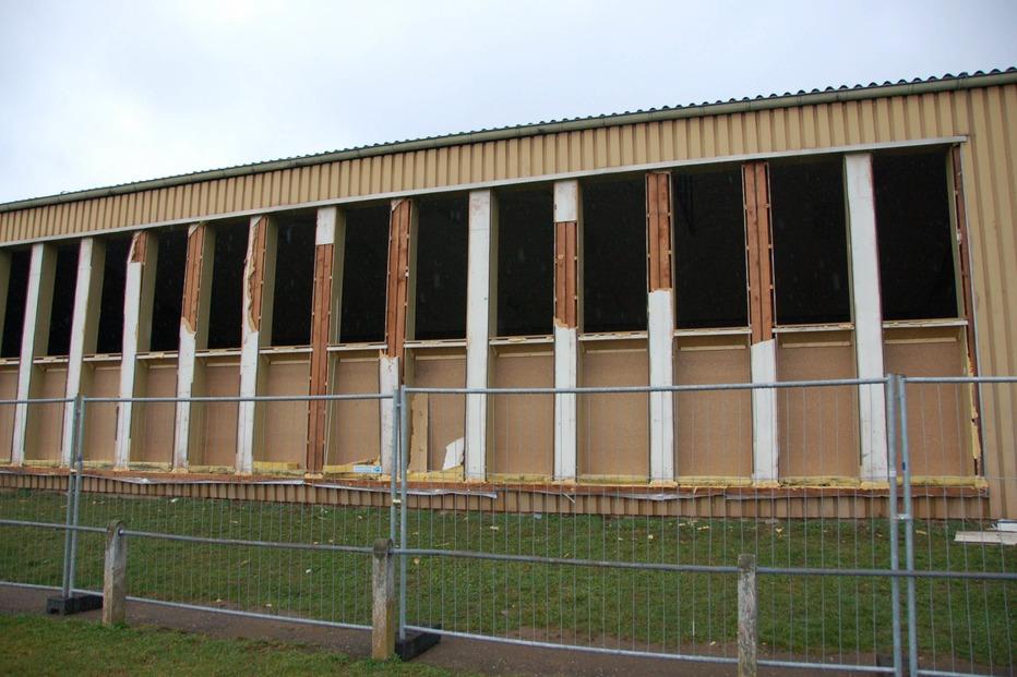 Hochberghalle Kollmarsreute - Emmendingen