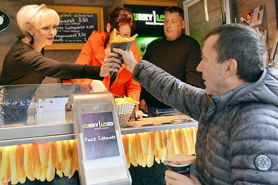 Curry Lord Food-Truck - Schutterwald