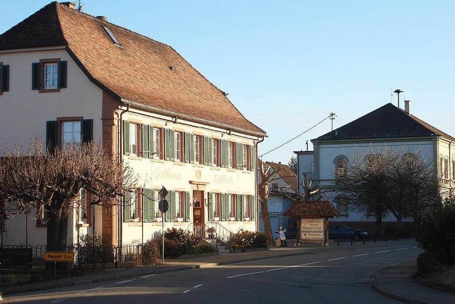 Gasthaus Rebstock Egringen - Efringen-Kirchen