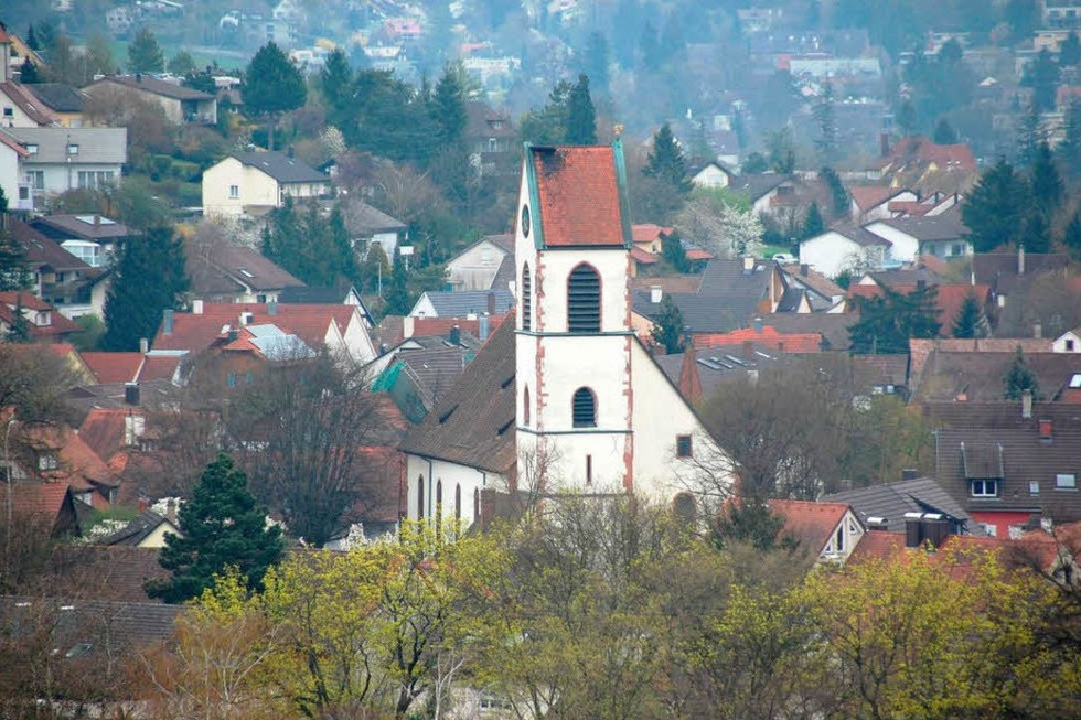 Ortsteil Altweil - Weil am Rhein