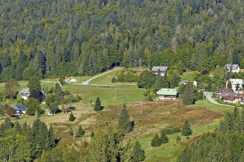 Ortsteil Prestenberg - Todtmoos