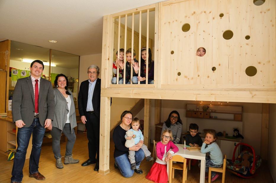 Ev. Hanna-Baumann-Kindergarten (Schmieheim) - Kippenheim