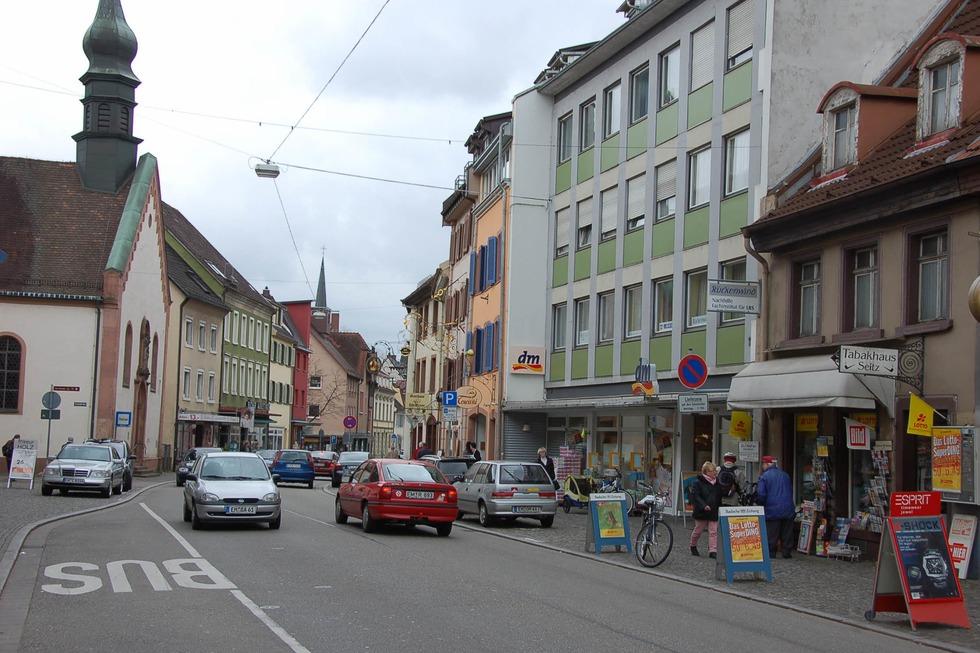 Innenstadt - Waldkirch
