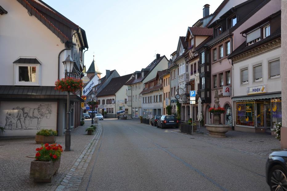 Innenstadt - Elzach