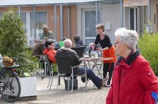 Café am Dorfplatz