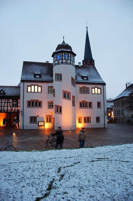 Markgrafenschloss - Emmendingen