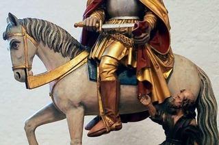 Martin: der Reiter, der seinen Mantel teilte