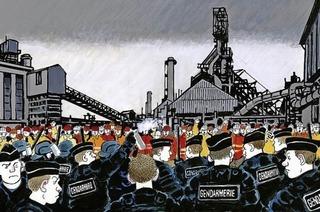 Das Cartoonmuseum zeigt Werke des Comiczeichners Jacques Tardi