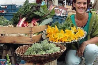 Obst und Gemüse Kost