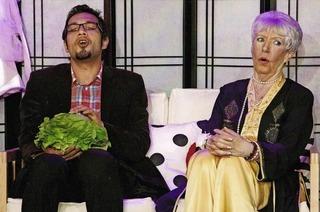 """Das Theater am Mühlenrain zeigt """"Sex isch gsünder als Kopfsalat"""""""