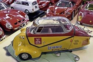 Auf der Freiburger Spielzeugbörse gibt es Raritäten zu entdecken