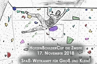 In Waldshut-Tiengen steigt der HotzenBoulderCup