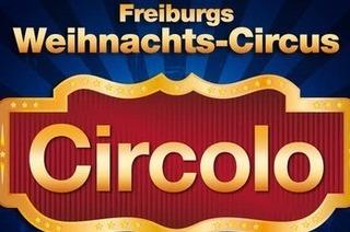 Im Dezember beginnt der Weihnachtszirkus Circolo