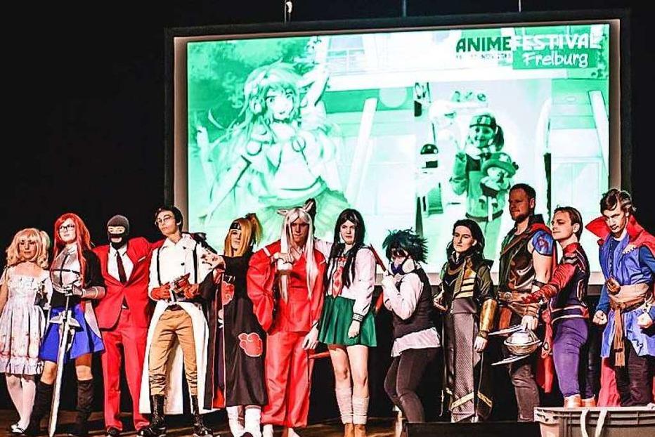 Fotos: So schön war das erste Anime-Festival in Freiburg