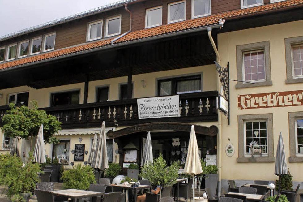 Gasthaus Gretherhof Neuenweg (geschlossen) - Kleines Wiesental