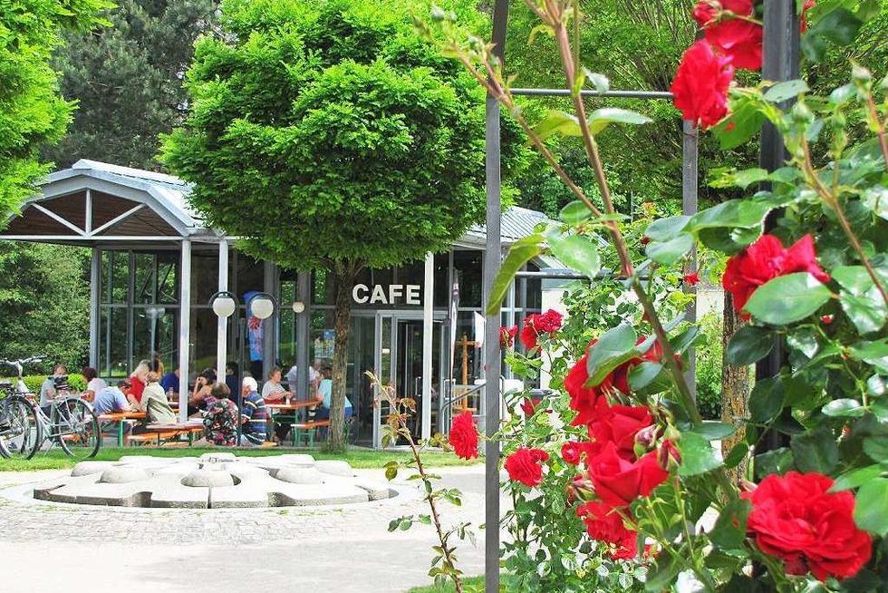 Café-Restaurant Rosengarten (Grütt) - Lörrach