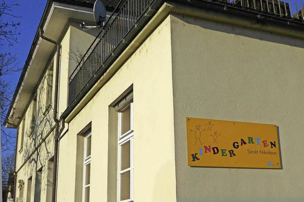 Ev. Kindergarten Märkt - Weil am Rhein